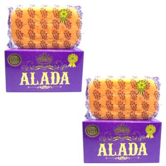 Alada Whitening Soap 160g Bundle of 2