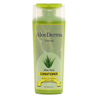 Aloe Derma Natural Aloe Vera Conditioner 210ml
