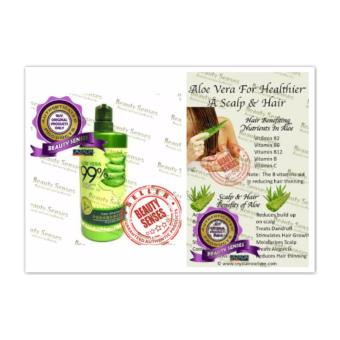 Aloe Vera 99% hair shampoo 1200ml Price Philippines