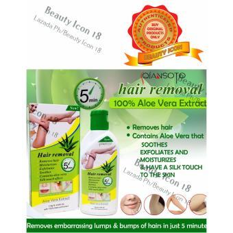 Aloe Vera Hair Removal - 2