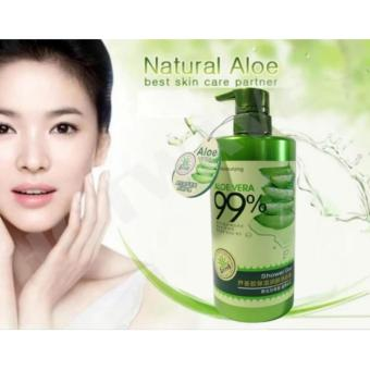 Aloe Vera Shower Soothing & Moisturizing Gel 99% 800ml