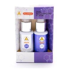 Alumina Dual Rejuvenating System (AM & PM) Face Cream (White/Violet) Philippines