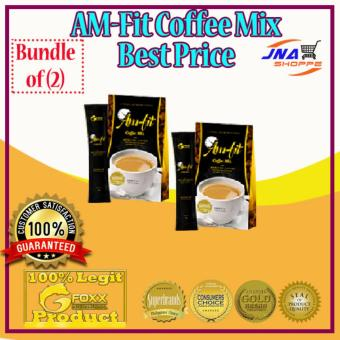 Am-Fit Coffee Mix - 10 Days Weight loss Program (2 Box)