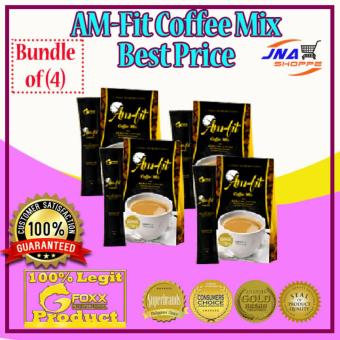 Am-Fit Coffee Mix - 20 Days Weight loss Program (4 Boxes)