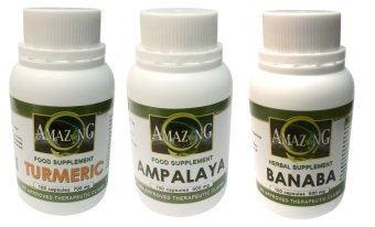 Amazing Food Supplement Diabetic Care Combo