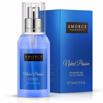 Amorce Pheromone Perfume Naked Passion (75ml)