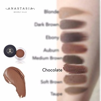 Anastasia Beverly Hills Dipbrow Pomade ( CHOCLATE ) BEST SELLER 2017