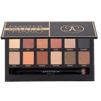 Anastasia Master Palette by MARIO 12 colors (Black) Price Philippines