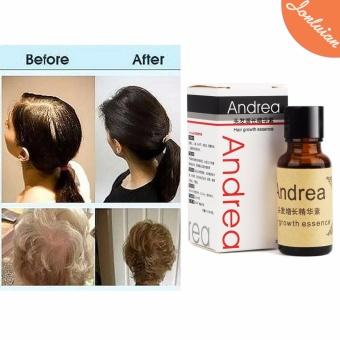 Andrea Hair Growth Essence Anti Hair loss Hair Fall 20ml - 4