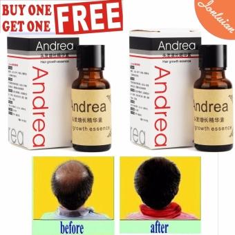 Andrea Hair Growth Essence Anti Hair loss Hair Fall 20ml Buy 1 Get 1 Free