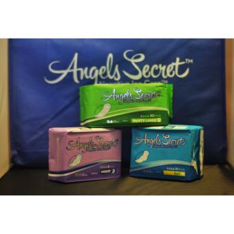 Angels Secret Negative Ion Napkin ALL-IN-ONE Package Price Philippines