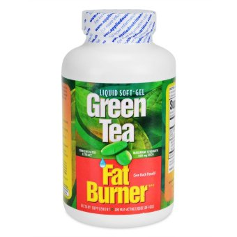 Applied Nutrition Green Tea Fat Burner Liquid Soft-Gels, bottle of200 Price Philippines
