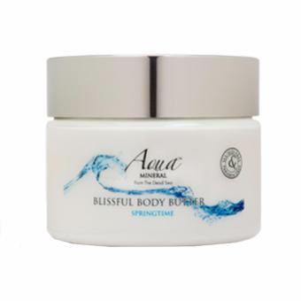 Aqua Mineral Blissful Body Butter Springtime 350ml Price Philippines