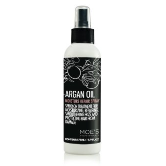 Argan Oil Moisture Repair Hair Spray by Moe's Professionals Price Philippines