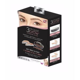 As Seen on TV 3 Second BROW, Eyebrow Stamp