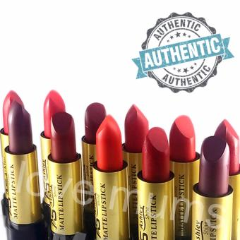 AshleyShine Lipsticks Super Matte 12pcs Price Philippines
