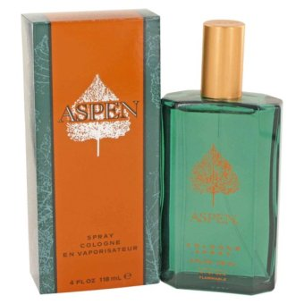 Aspen by Coty Eau De Cologne Spray for Men 118ml