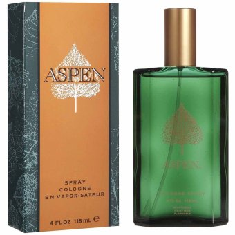Aspen by Coty Eau De Cologne Spray for Men 118ml - picture 2