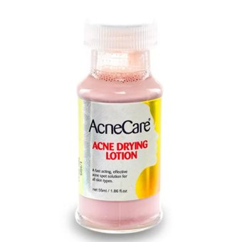 Authentic Acne Care Acne treatment Drying Lotion For All Skin Types55ml, Bottle of 1