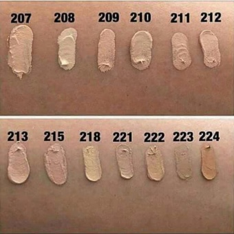 Authentic Dermacol Make-Up Cover Foundation Shades No.223 - 4