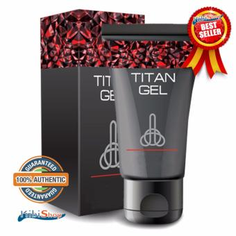 authentic titan gel 50ml with instructional manual
