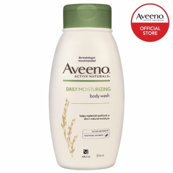 AVEENO(R) ACTIVE NATURALS(R) Daily Moisturizing Body Wash 354ml