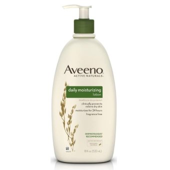 Aveeno Active Naturals Daily Moisturizing Lotion 532mL