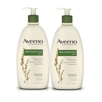 Aveeno Active Naturals Daily Moisturizing Lotion 532ml Set of 2