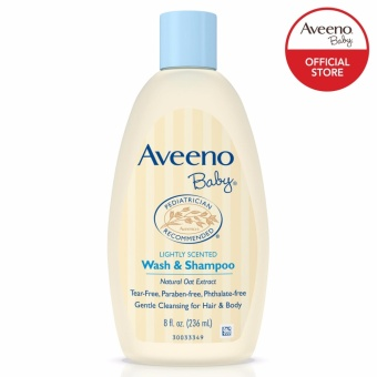 AVEENO(R) Baby Daily Wash & Shampoo 236ml