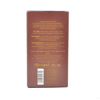 Avon Black Suede Leather Eau de Cologne Spray 100mL - picture 2