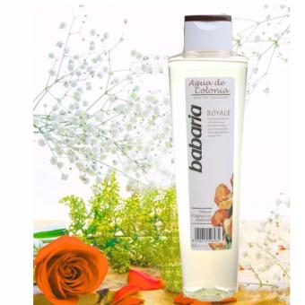 Babaria Agua De Colonia Royale (600ml)