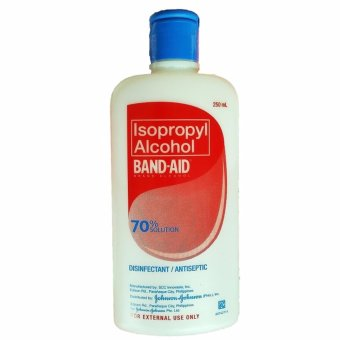 Band-Aid Isopropyl Alcohol 70% Solution With Moisturizer