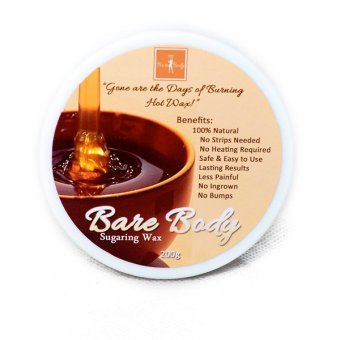 Bare Body Ph Sugar Paste Hair Removal 200g (Regular) Price Philippines