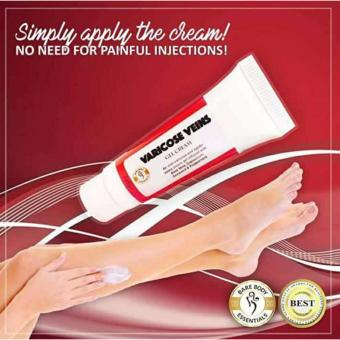 Bare Body Varicose Vein Cream Gel 10ml Bundle of 2