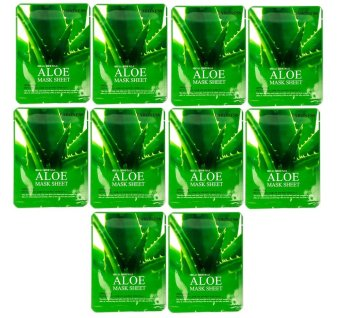 Baroness Aloe Vera Mask 21g (Set of 10)