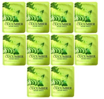 Baroness Cucumber Mask 21g (Set of 10)