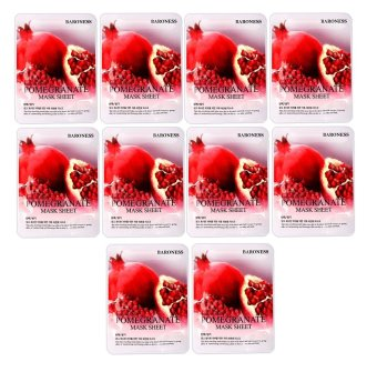 Baroness Pomegranate Mask 21g (Set of 10)