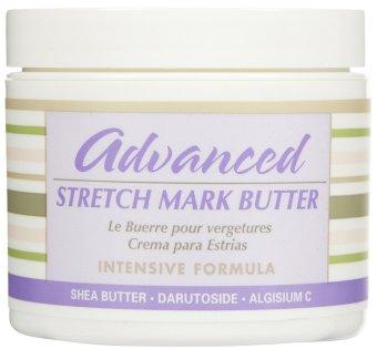 basq Advanced Stretch Mark Butter 120ml
