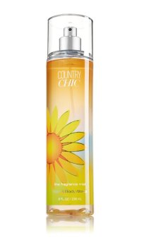 Bath and Body Works Country Chic Fine Fragrance Mist 236ml