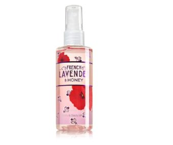 Bath and Body Works French Lavender and Honey Fragrance Mist 88mL