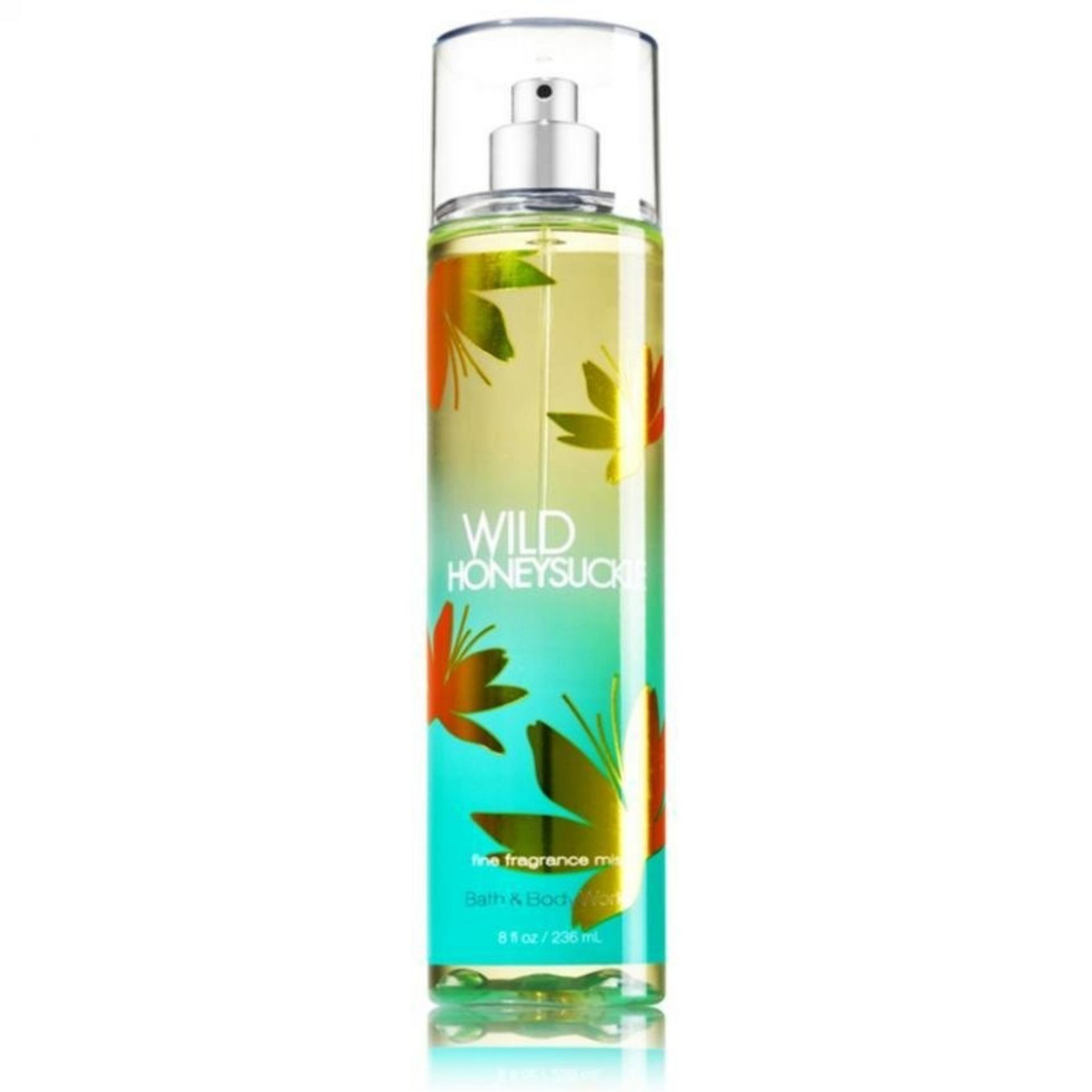 Bath and Body Works Wild Honeysuckle Fine Fragrance Mist 236mL