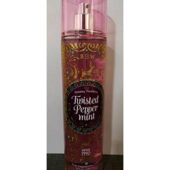 Bath Body Works Twisted Peppermint 236ml Fine Fragrance Mist