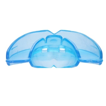Beau Blue Silicone Environmental Dental Orthodontic Teeth Braces Tooth Retainer - intl - 5