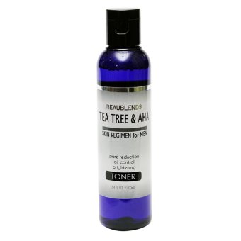 Beaublends Tea Tree & AHA Toner Skin Regimen for Men 100ml