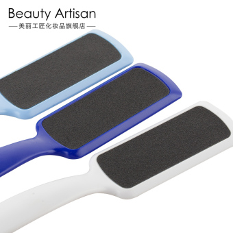 Beauty Artisan get rid of dead skin to skin pedicure is foot file