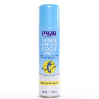 Beauty Formulas Odor Control Foot Spray 150ml