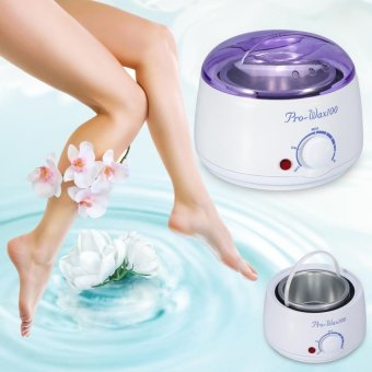 Beauty High Power Hair Removal Hot Wax Warmer Heater Pot Machine (EU Plug 220V) - intl