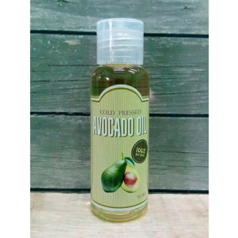 Beauty Secret Avocado Oil 50ml (Light Yellow)