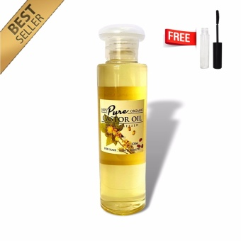 Beauty Secret Castor Oil 100ml with FREE 10ml Mascara Tube