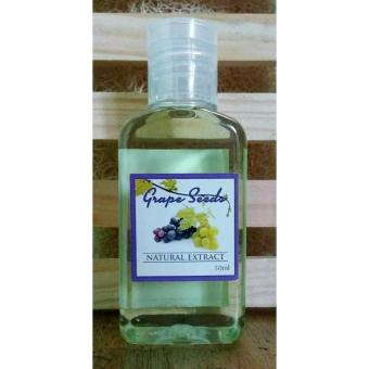 Beauty Secret - Grapeseed Oil 50ml (Yellow) Price Philippines